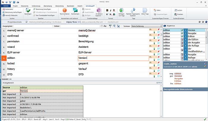memoQ-Hilfe - Filter für mehrsprachige, durch Trennzeichen getrennte ...