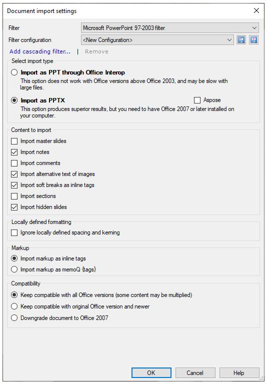 Microsoft Powerpoint (PPT)